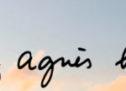 AGNÈS B. S'ENGAGE AUX COTÉS DE SOS MÉDITERRANÉE