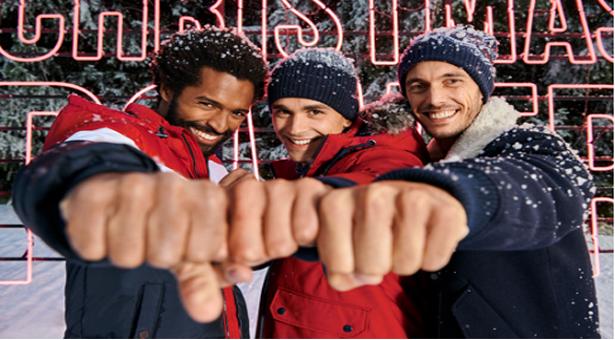 – WINTER IS COMING – Jules nous dresse une sélection grand froid spéciale fêtes de fin d'année.