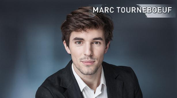 Marc Tourneboeuf – Le Récit Poétique mais pas Chiant d'un Amoureux en Voyage