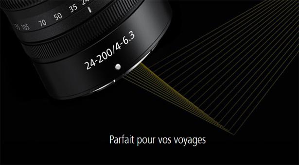Nikon : découvrez les nouveaux objectifs NIKKOR Z