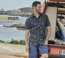 ATLAS FOR MEN : nouvelle collection, le pacifique dans son dressing