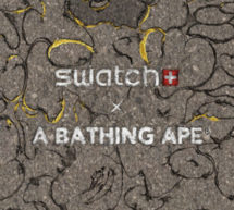 SWATCH X BAPE: STREETWEAR AU POIGNET