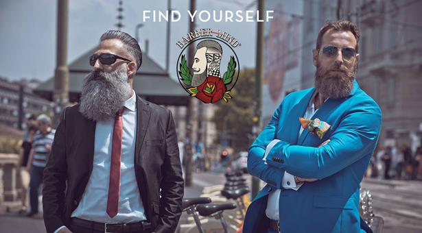 Barbermind prend soin de vos cheveux et de votre barbe.