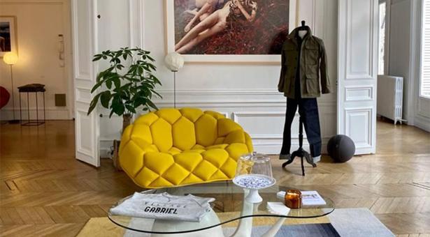 Rupture & Associés présente la collaboration mode homme Maison Gabriel x Village