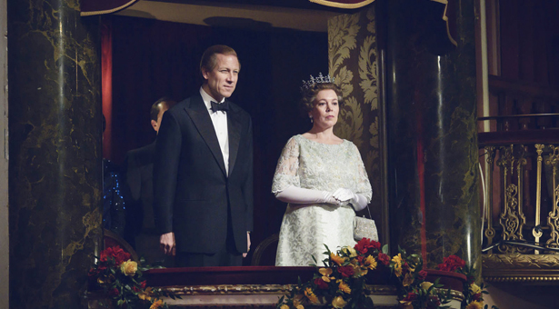 """The Crown"" de Peter Morgan, Stephen Daldry"