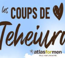 L'AVENTURIER TEHEIURA TEAHUI DEVIENT AMBASSADEUR DE LA MARQUE ATLAS FOR MEN POUR LA SAISON ÉTÉ 2021