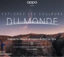 OPPO et National Geographic s'associent pour capturer les mystères de l'un des plus beaux paysages terrestres