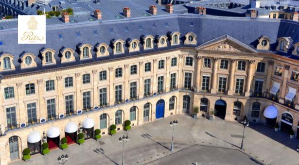 Le Ritz & Ritz Paris Le Comptoir
