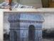Christo et l'Arc de Triomphe