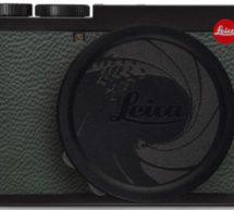 Leica célèbre la 25ème mission de James Bond avec le Leica Q2 Edition 007