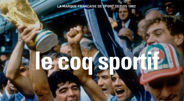 Le Coq Sportif X Soprano : Nouvelle Collaboration